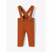 Lil' Atelier - BABY | Vigo Knit Pants // Glazed Ginger
