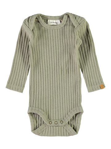 Lil' Atelier - BABY |  Sixten LS Body // Silver Sage