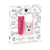Nailmatic - 'Fairytales'  Lipgloss & Neglelak