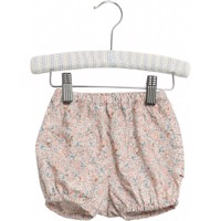 Wheat Nappy Pants - blomster