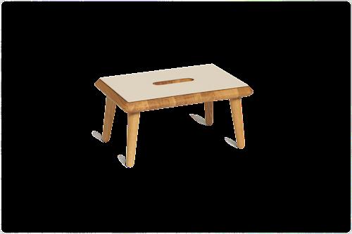 Børneskammel dansk design, møbel design, dansk håndværk, traditionel møbel