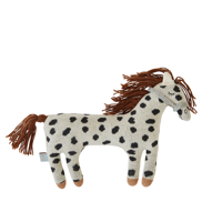 OYOY LITTLE PELLE PONY CUSHION