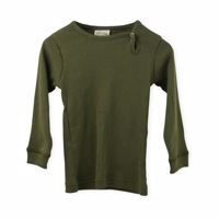 Petit Piao Bluse, Pine Green