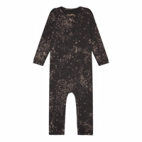 Soft Gallery - Ben Bodysuit // Mini Splash Jet Black