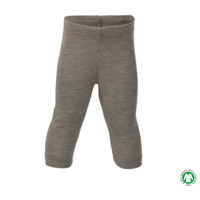Engel - Leggings (uld og silke) // Walnut