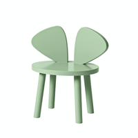 NOFRED MOUSE CHAIR Green/Mint