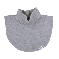 Joha Wool, Polo Neck, Light grey