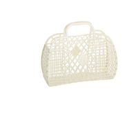 Sun Jellies Retro tasker SMALL Cream