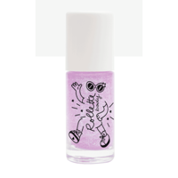 Nailmatic - Glitter gel til børn Body rollette Cherrry