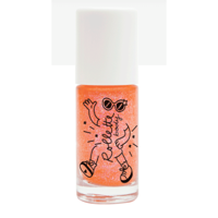 Nailmatic - Body Glitter gel til børn Peach
