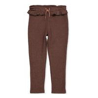 Lil' Atelier - MINI | Eisa sweatpants // Deep Mahogany