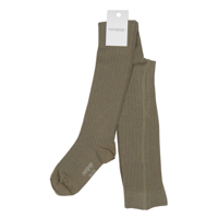 MiniPop - Bamboo Tights // Light Olive