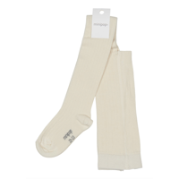 MiniPop - Bamboo Tights // Offwhite