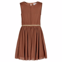 The New - Anna Rachel Dress // Mocha Bisque