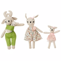 By Astrup -  Deer Family