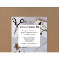 Kit Company - Blomsterpresse kit