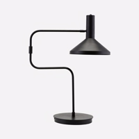 House Doctor Bordlampe Mall Made // Black