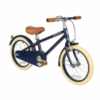 "Banwood NEW Pedalcykel 16"" BLUE & hjelm"