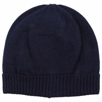 Nordic Label Knit Wool hat -Total Eclipse
