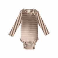 Petit Piao - Body LS Modal // Ginger/ Beige
