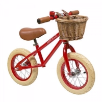 Banwood First Go Red-Rød Cykel - NEW