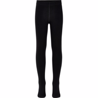 The New - Fleece Tights // Black