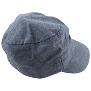 Nordic Worker Cap - SPF 50 - Denim