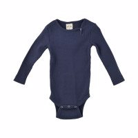 Petit Piao - Body LS Modal // Ombre Blue