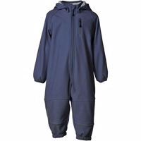 Mikk-Line SOFTSHELL Suit  - Blue Nights