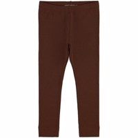 Lil' Atelier - MINI | Emke leggings // Deep Mahogany