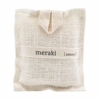 Meraki Bath Mitt Papaya 140 g