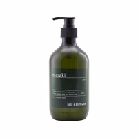 Meraki Hair & body Wash Men 490 ml