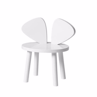 NOFRED MOUSE CHAIR, White