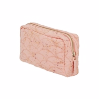 Mini Splash Toilet Purse, Rose