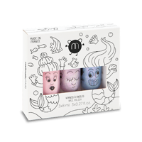 Nailmatic Mermaid - 3 pack