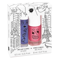 Nailmatic - 'Lovely city'  Lipgloss & Neglelak