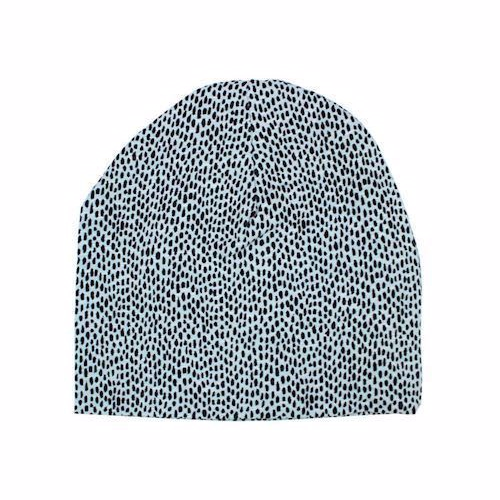 Soft Gallery Beanie, Sterling Blue