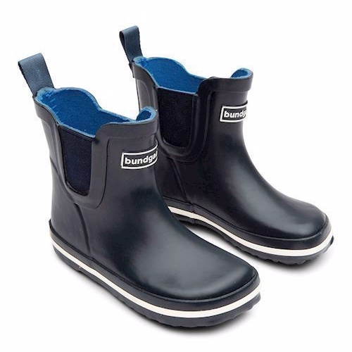 Bundgaard Short Rubber boots Navy blå